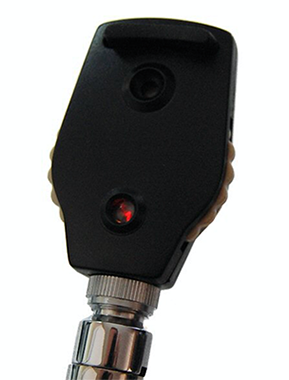ra bock professional ophthalmoscope head